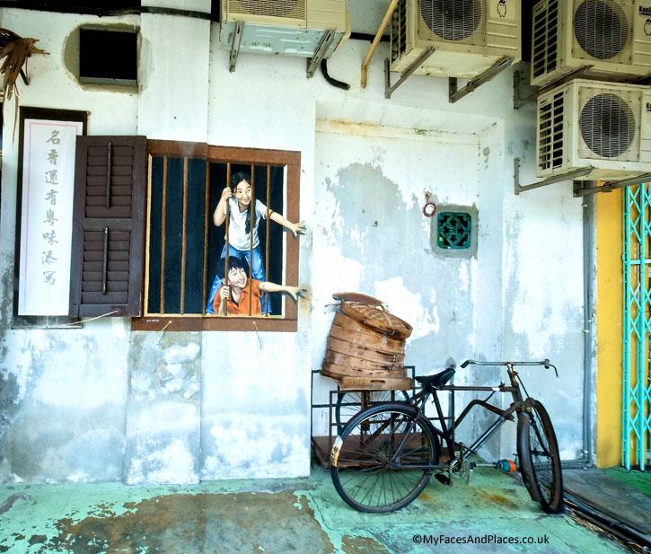 """I Want Pau"" at Ming Xiang Tai Pastry Shop (Gat Armenian Street)"